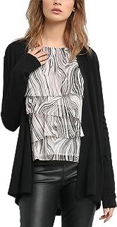 APART Fashion Damen Strickbolero Bolero