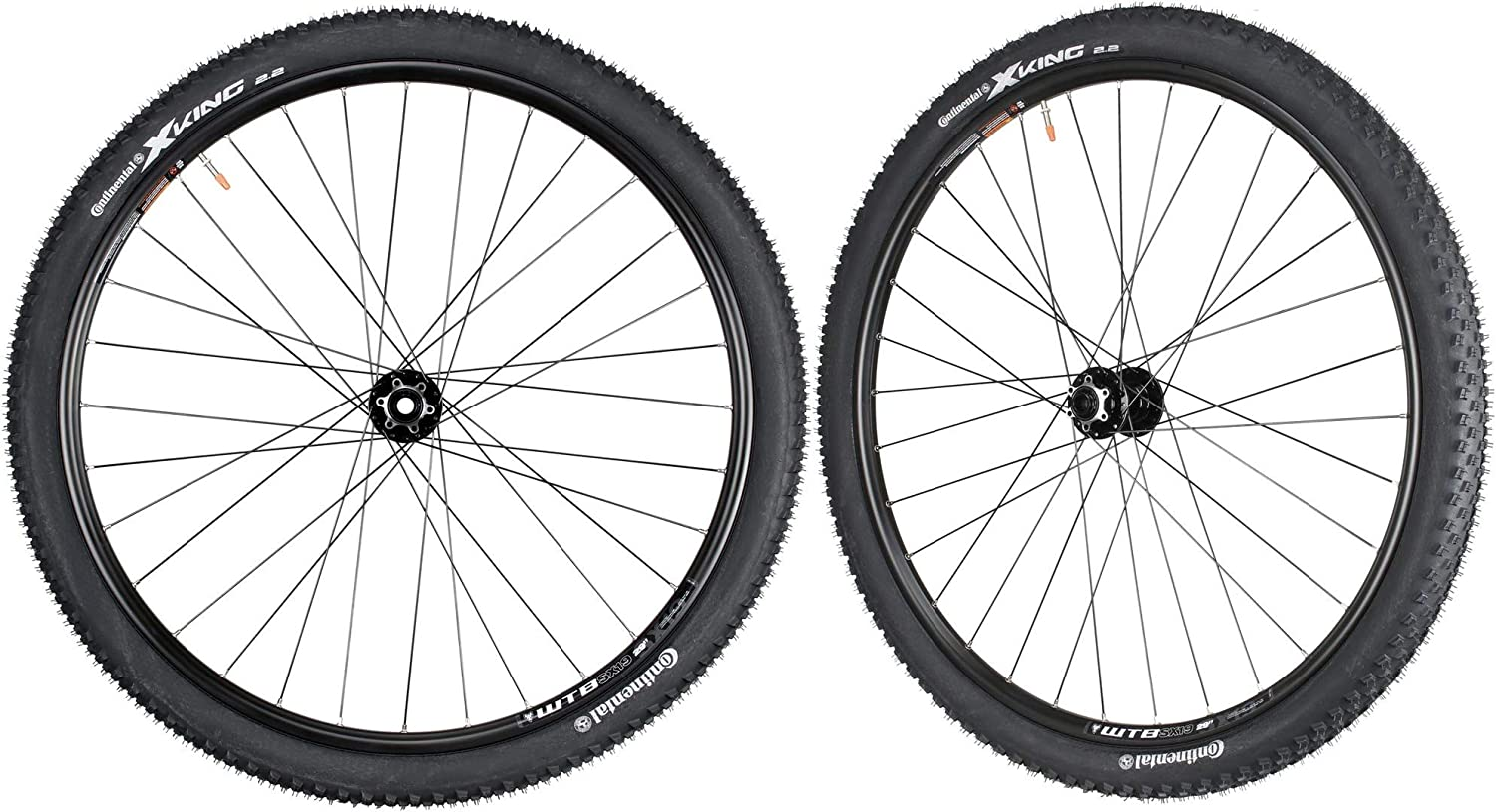 WTB SX19 Mountain Bike Bicycle Novatec Hubs & Tires Wheelset 11s
