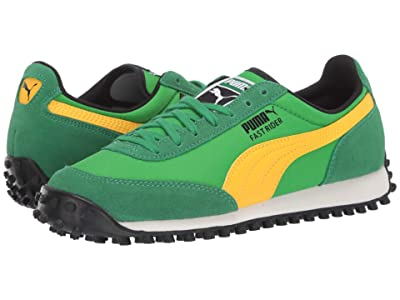 PUMA Fast Rider Source (Amazon Green/Classic Green) Men