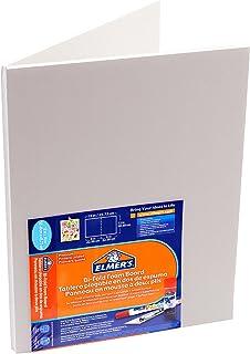 """ELMERS Mini Bi-Fold Foam Board, 9""""x12"""", White (905142)"""