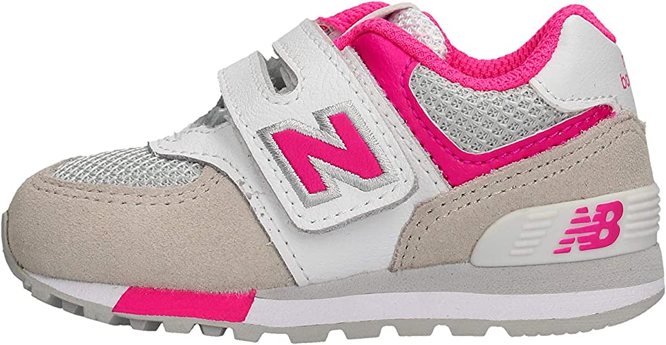 New Balance 574 Baby Sneakers Bianche da Bambino IV574FNG