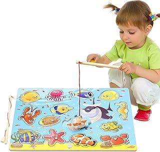 sharprepublic Clown Marionette Giocattolo Burattino Pagliaccio Di Legno Fantoccia Giocattoli Per Bambini