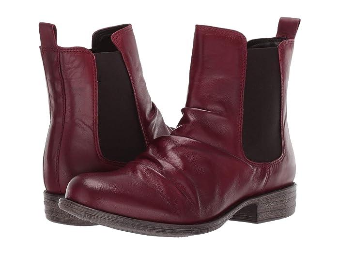 Miz Mooz  Lissie (Bordeaux) Womens Pull-on Boots