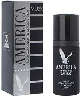 America Musk For Men 50 ML Eau De Toilette