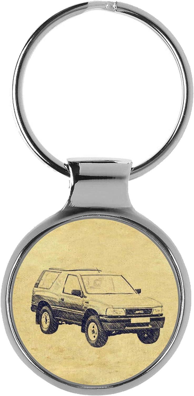 KIESENBERG Key Chain Max 51% OFF Ring Keyring Gift Sport F for Opel Sale Frontera