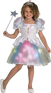 [ルービーズ]Rubie's LightUp Rainbow Ballerina Costume Small 185427 [並行輸入品]