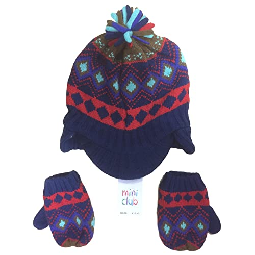 9cc4b8ca7 Toddler Hat and Gloves: Amazon.co.uk