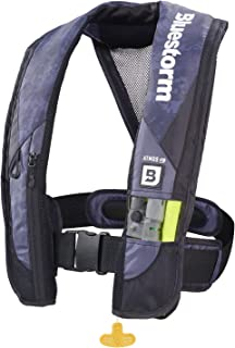Atmos 40 Automatic/Manual Inflatable PFD Life Jacket