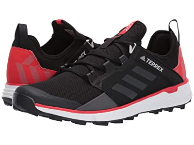 adidas Outdoor Terrex Speed LD (Black/Grey Six/Grey One) Men