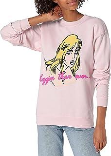 Billie Eilish Men's Hte Classic Crewneck Fleece Sweatshirt