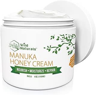 natural honey cream oil