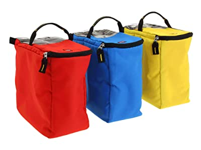 LEGO 4 Piece Toy Organizer Tote (One Color) Travel Pouch