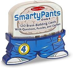 Melissa & Doug 5075 Smarty Pants- 4th Grade Card Set