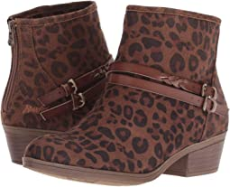 Brown Autumn Leopard Micro Delux