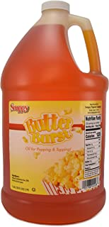 Snappy Butter Burst Popcorn Oil, 1 Gallon
