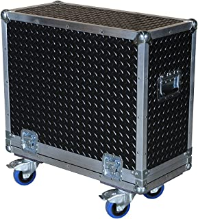 Amplifier 3/8 Ply ATA Case with Diamond Plate Laminate Fits Mesa Boogie Rocket 44 112 Combo