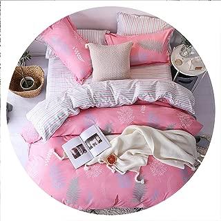 Secret-shop Bedding Set Luxury Pink Love 3/4pcs Family Set Include Bed Sheet Duvet Cover Pillowcase Boy Room Flat Sheet No Filler 2019 Bed,Zach,Sold 2 Pillowcase