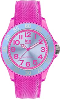 Ice-Watch - Ice Cartoon Lollipop - Montre Rose pour Fille avec Bracelet en Silicone - 017730 (Small)