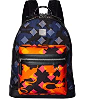 MCM - Dieter Munich Lion Camo Nylon Backpack 32