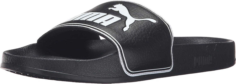 online shopping PUMA Unisex-Adult Men's Sandal Slide Inventory cleanup selling sale Leadcat