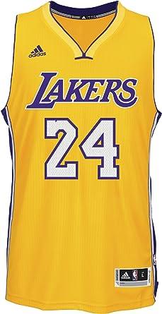 adidas Basketball Los Angeles Lakers Swingman Trikot Camiseta Hombre