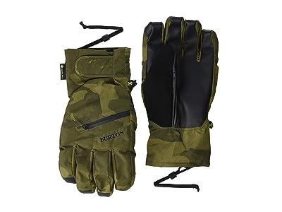 Burton GORE-TEX(r) Under Glove (Worn Camo) Snowboard Gloves