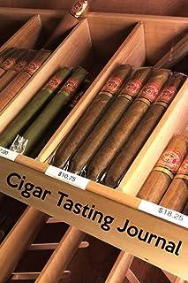 Cigar Tasting Journal: Long Filler Cigar | Handmade | Cigar Lover Notebook