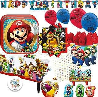 Best mario odyssey birthday supplies Reviews