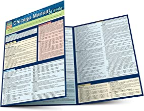 Chicago Manual Of Style Guidelines (Quick Study) Book PDF