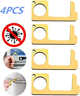 No-Touch Door Opener, 4 Pcs, Relay-Switch Gate-Opener Remote-Control Long-Antenna RTU4044 GSM Wireless with Free-Call-SMS