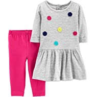 Baby Girls' 2 Pc Playwear Sets 239g294