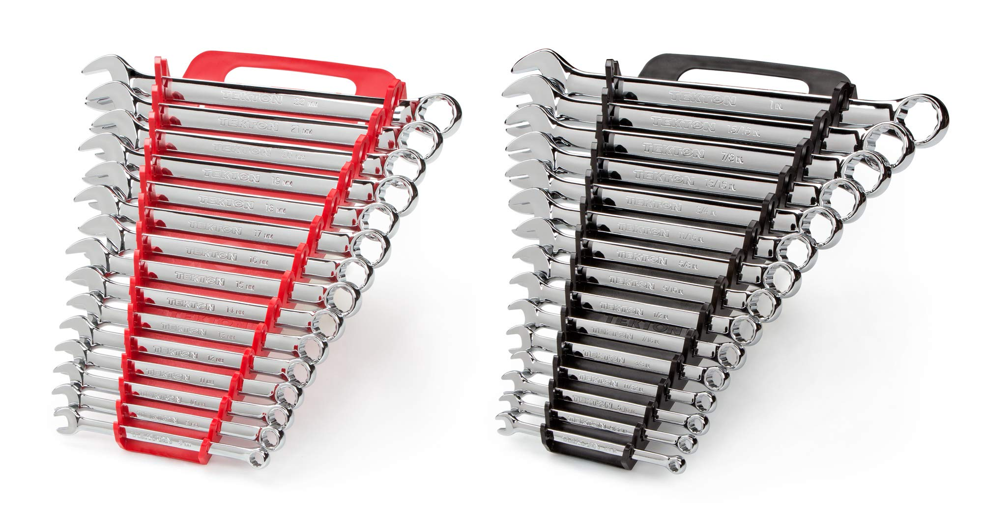 TEKTON Combination Wrench Keeper Metric