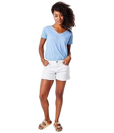 Carve Designs Maui Shorts (White) Women