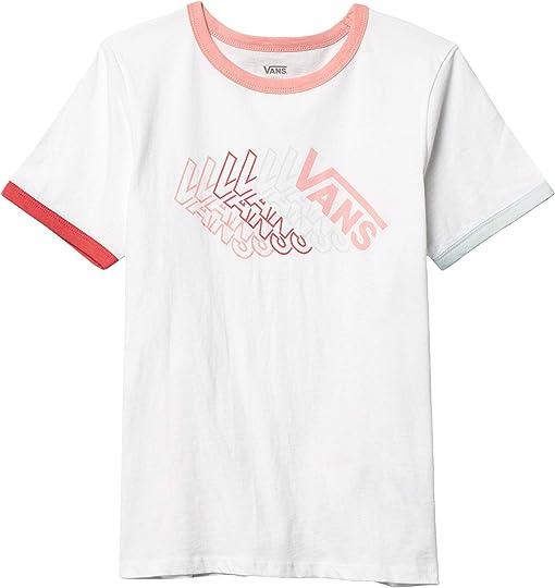 White/Pink Icing