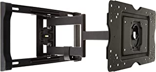 AmazonBasics Heavy-Duty, Full Motion Articulating TV Wall Mount for 32-inch to 80-inch LED, LCD, Flat Screen TVs (Renewed)