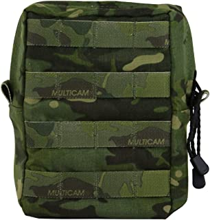 TAG MOLLE Upright Tactical Utility Pouch Military Combat Accessories Pouch