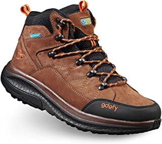 Women's G-Defy Trail Lane Mid Cut Clinically Proven Pain Relief Hiking Boots with Ankle Support
