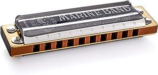 Hohner 125th Anniversary Marine Band Harmonica in Key of C - German Made Quality