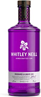 Whitley Neill Rhubarb & Ginger Gin, 700 ml