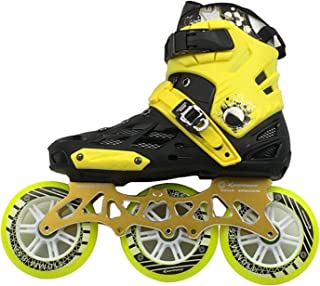 Roller Skates Professional Roller Skating Shoes for Kids Adult 3110Mm Wheels for Slide Slalom Speed Patines