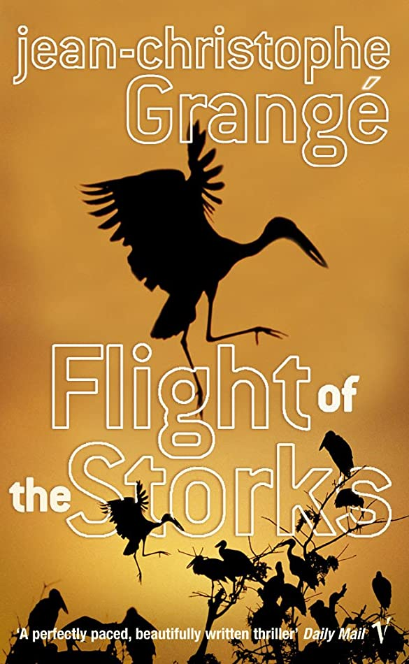 まさに新しい意味敬意Flight Of The Storks (English Edition)
