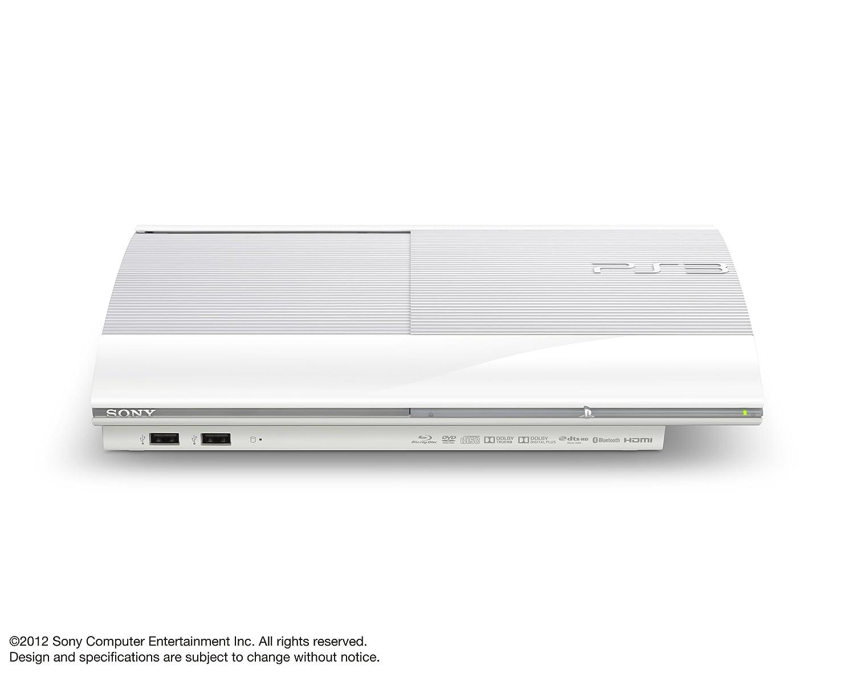 Playstation 3 Konsole Super Slim 500 Gb Farbig Inkl 2 Dualshock 3 Wireless Controller Farbig Amazon De Games