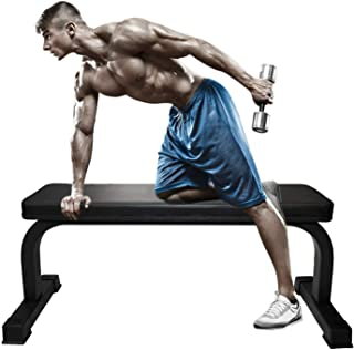 Fitness Exercise Flat Weight - Heavy Duty Flat Weight Bench Press - Home Strength