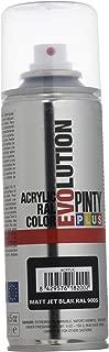 Nvs - Pintura spray acril. 270cc.Negro mate 9005/249