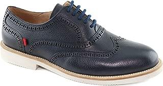 MARC JOSEPH NEW YORK Mens Genuine Leather Made in Brazil Spring Street Oxford
