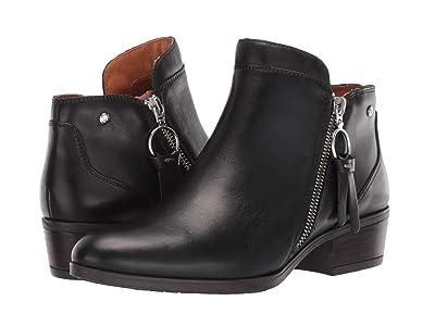 Pikolinos Daroca W1U-8590 (Black) Women