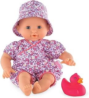 Corolle Mon Premier Bebe Bath Floral Bloom Baby Doll