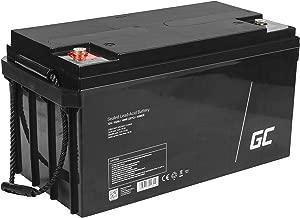 caisse jouets bateaux moteur caravanes MaxPower bat0402 12V 7Ah Gel de batterie motos quad