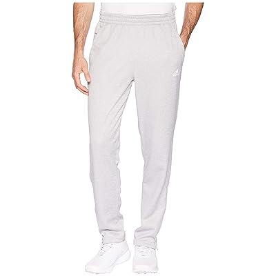 adidas Team Issue Fleece Pants (Grey Two Metallic) Men
