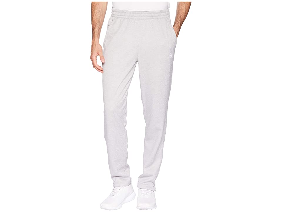 adidas Team Issue Fleece Pants (Grey Two Metallic) Men